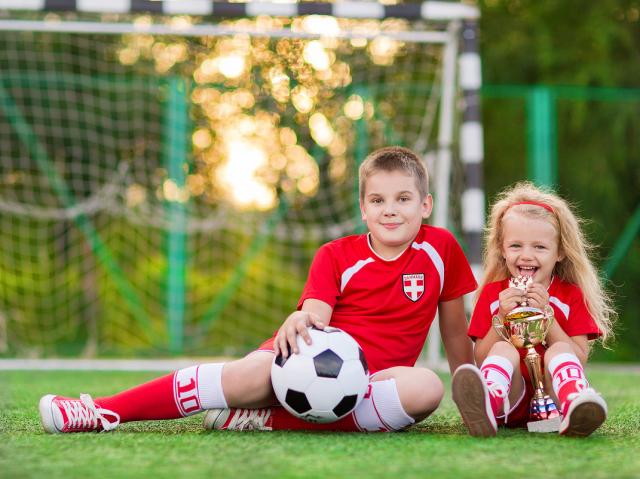 """Академия футбола """"Рапид"""" набирает будущих профессионалов!"""