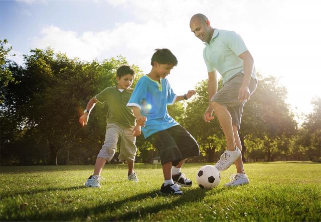 Мотивация юного футболиста
