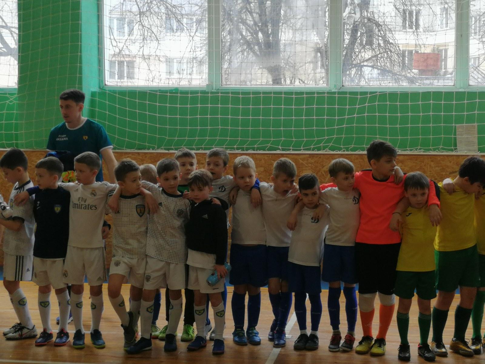 Детская Футбольная Лига «РАПИД» среди команд 2011 г.р.