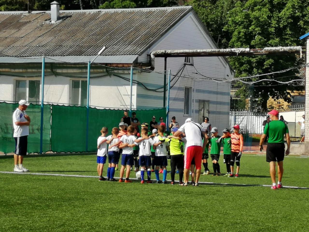В товарищеских матчах одержаны две победы - 10:0 и 6:0.